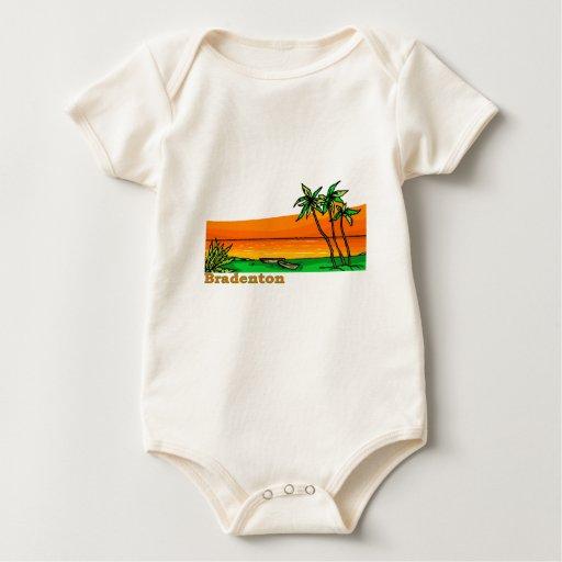 Bradenton, Florida Baby Bodysuits