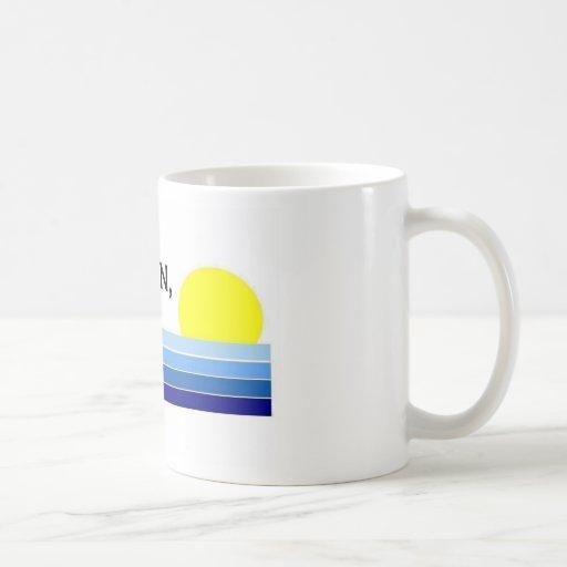 Bradenton, Florida Classic White Coffee Mug