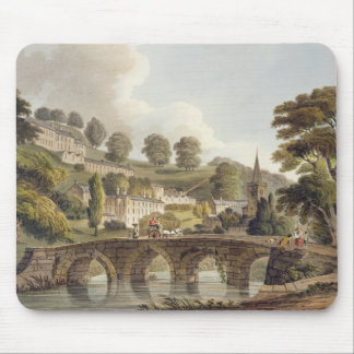 Bradford, from 'Bath Illustrated by a Series of Vi Mouse Pad