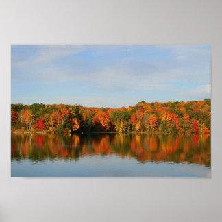 Bradford Lake Portfolio Print