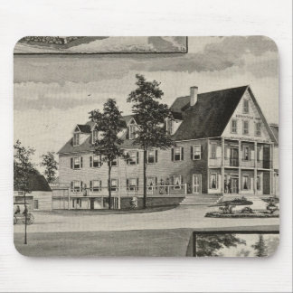 Bradford Mineral Springs Mouse Pads