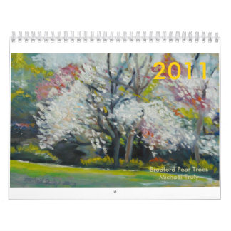 Bradford Pear, 2011, Bradford Pear TreesMichael... Calendar
