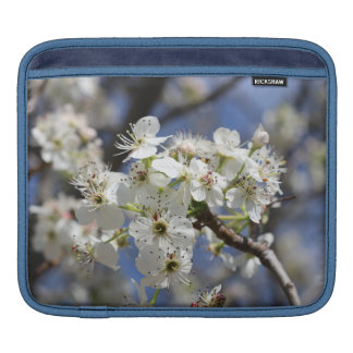 BRADFORD PEAR BLOSSOMS SLEEVE FOR iPads