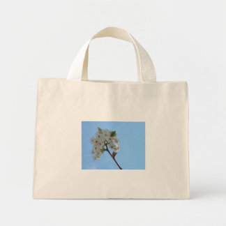 Bradford Pear Tree Mini Tote Bag