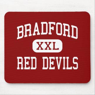 Bradford - Red Devils - High - Kenosha Wisconsin Mouse Pads
