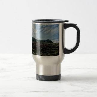 Bradgate Park; Old John Tower and Rocks Coffee Mug