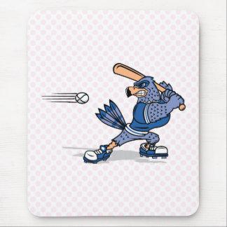 Bradley Blue Jay Mouse Pad