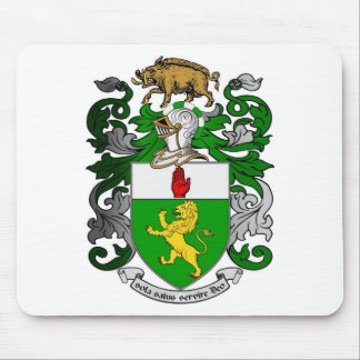 BRADLEY COAT OF ARMS MOUSE PAD