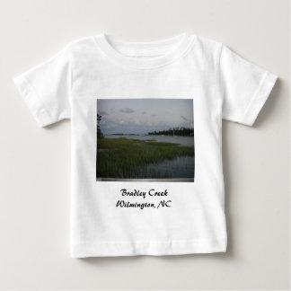 Bradley Creek, Wilmington, NC Baby T-Shirt