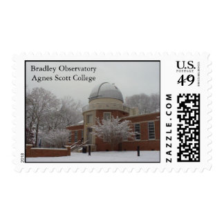 Bradley Observatory Stamps
