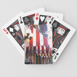 Bradley's Awning Playing Cards