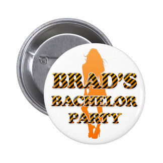 Brad's Bachelor Party Pins