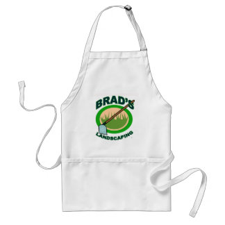 Brad's Landscaping Extract Movie Adult Apron