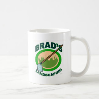 Brad's Landscaping Extract Movie Coffee Mugs