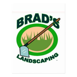 Brad's Landscaping Extract Movie Post Cards