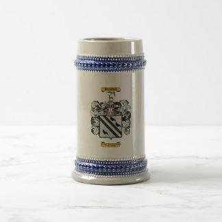 Bradshaw (English) Beer Stein