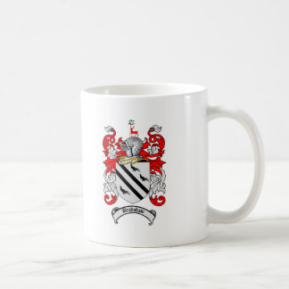 BRADSHAW FAMILY CREST -  BRADSHAW COAT OF ARMS COFFEE MUG
