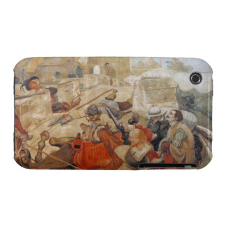 Bradshaw's defence of Manchester (1642) iPhone 3 Cover