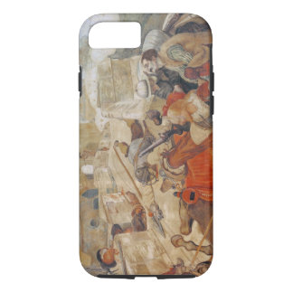 Bradshaw's defence of Manchester (1642) iPhone 7 Case