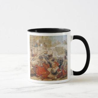 Bradshaw's defence of Manchester (1642) Mug