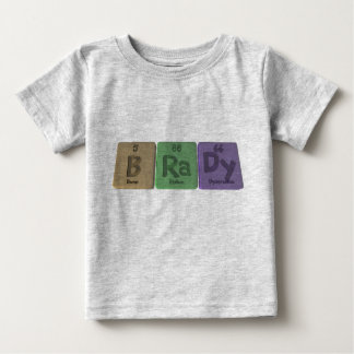 Brady as Boron Radium Dysprosium T Shirt