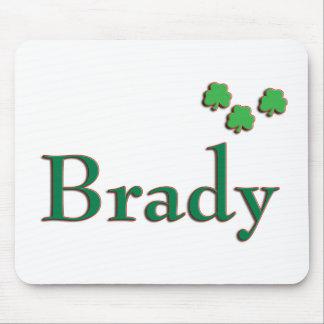 Brady Irish Mouse Pads