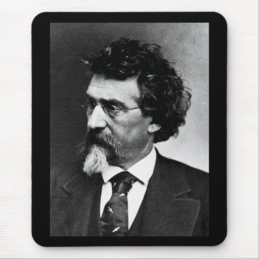 Brady - Mathew B. American Photographer Mousepad