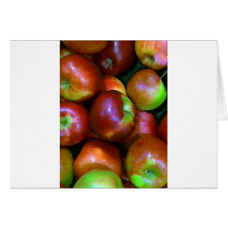 Braeburn Apples Greeting Card