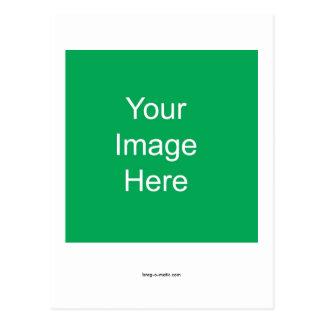 Brag-o-matic Patent Postcard