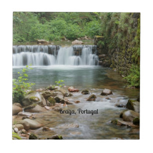 Scenery Decorative Ceramic Tiles Zazzle