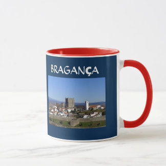 Braganca Portugal Scenic Mug