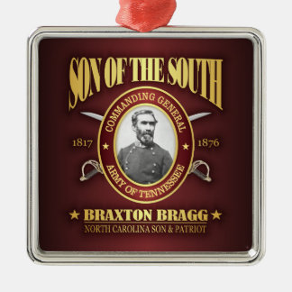 Bragg (SOTS2) Metal Ornament