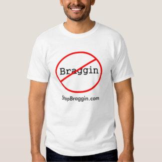 braggin, StopBraggin.com Camisas