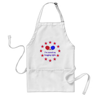 Bragging Rights Ping Pong Adult Apron