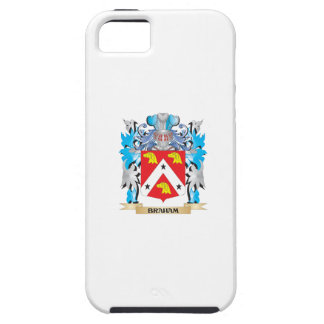 Braham Coat of Arms iPhone 5 Cases
