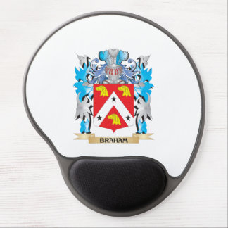 Braham Coat of Arms Gel Mouse Pad