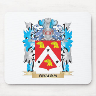 Braham Coat of Arms Mouse Pad