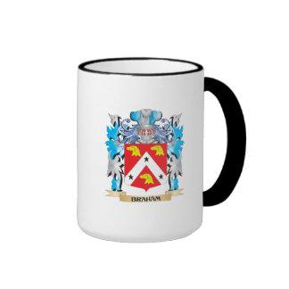 Braham Coat of Arms Mugs