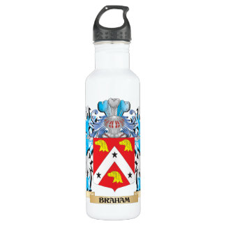 Braham Coat of Arms 24oz Water Bottle