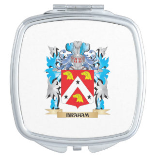 Braham Coat of Arms Mirrors For Makeup