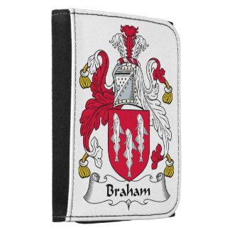 Braham Family Crest Trifold Wallet