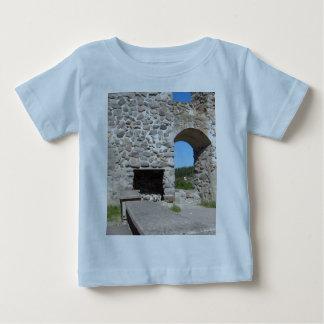 Brahehus Castle Ruins Sweden Baby T-Shirt