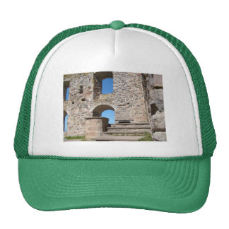 Brahehus Castle Ruins Sweden Trucker Hat