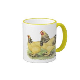 Brahma Buff Pair Mug
