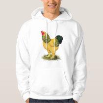 Brahma:  Buff Rooster Hoodie