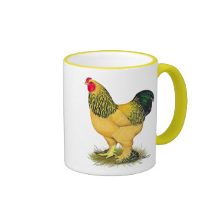 Brahma:  Buff Rooster Mug