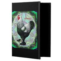 Brahma:  Fancy Dark Rooster iPad Air Case