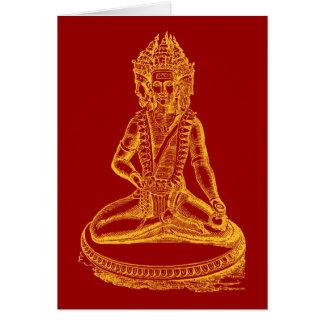 Brahma (gold) card