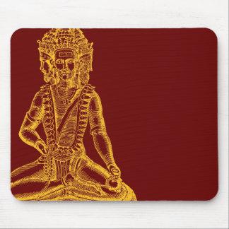 Brahma (gold) mouse pad
