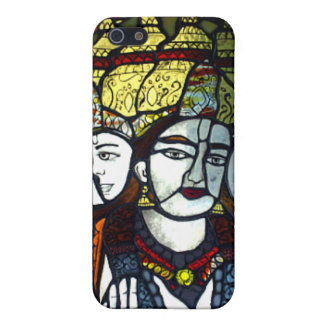 Brahma iPhone Case